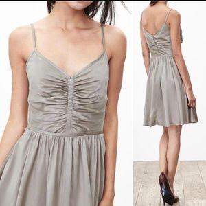 💐Banana Republic luscious silk dress